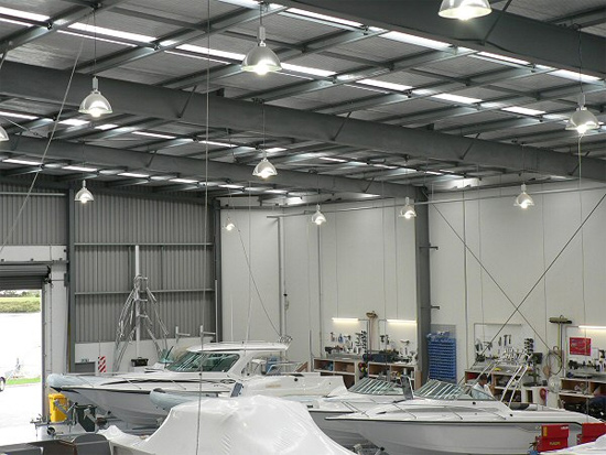 PowerSave Highbay Lights - Rayglass Boats